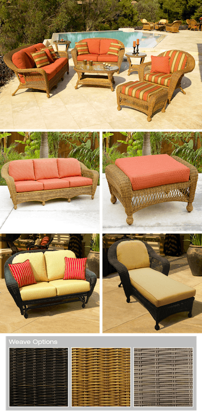 Charleston patio furniture